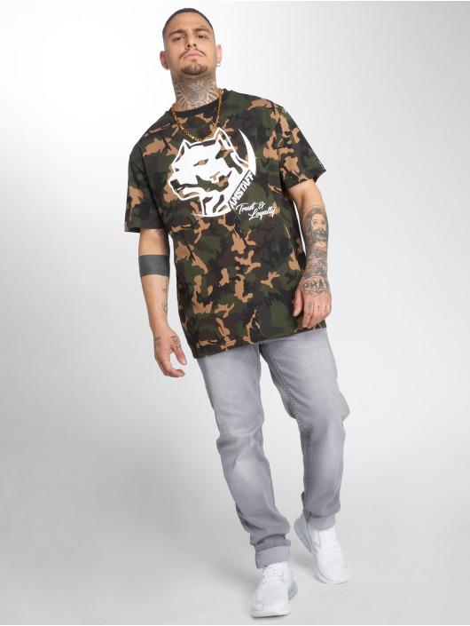 Amstaff T-skjorter Tafio kamuflasje