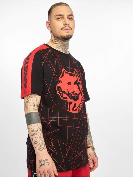 Amstaff T-skjorter Enzo svart