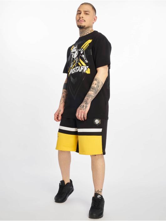 Amstaff T-skjorter Altivo svart