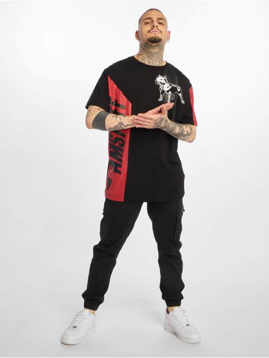 Amstaff T-skjorter Alrik svart