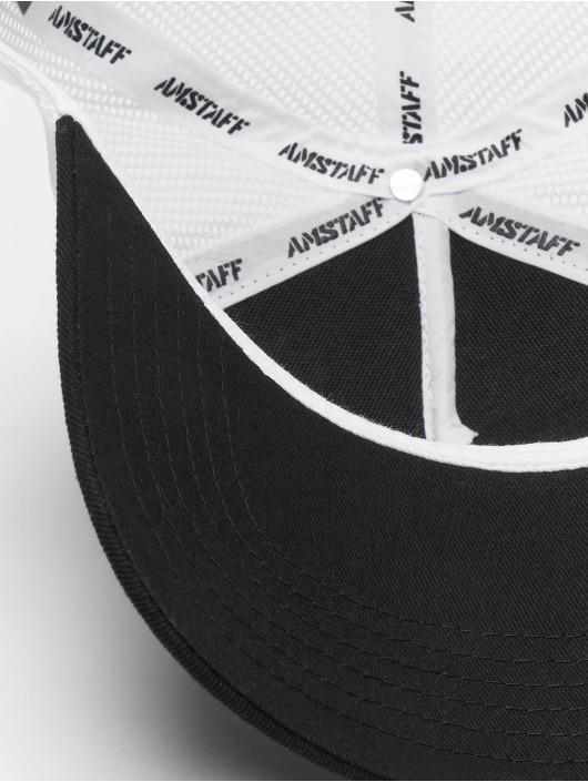 Amstaff Trucker Caps Zenoth svart
