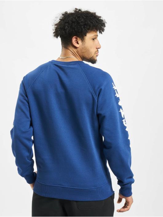 Amstaff bovenstuk trui Logo in blauw 137413
