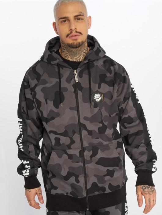 Amstaff Zip Hoodie Rezzo camouflage