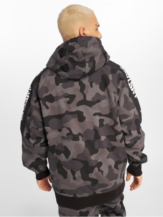 Amstaff Zip Hoodie Rezzo kamouflage