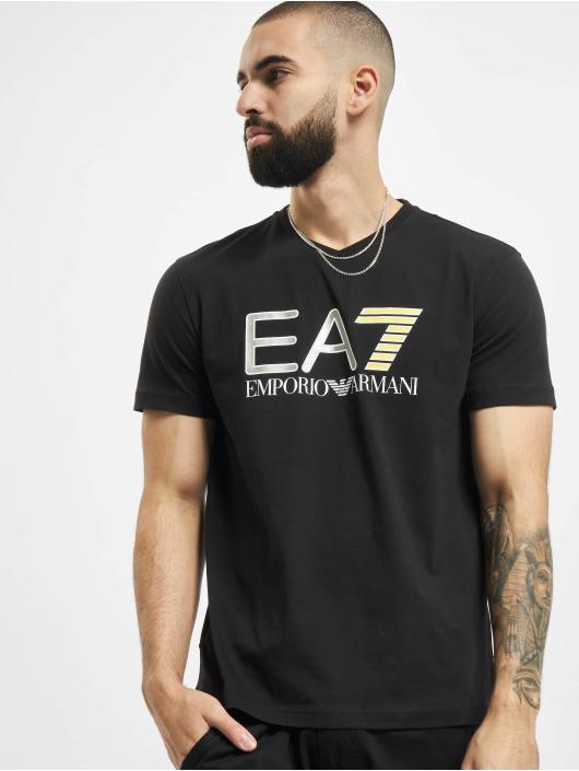 Armani Футболка EA7 II черный