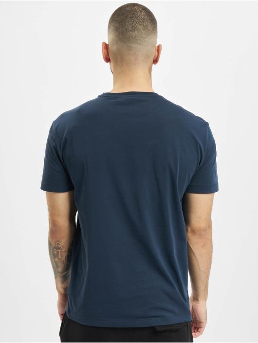 Armani Camiseta Eagle EA azul