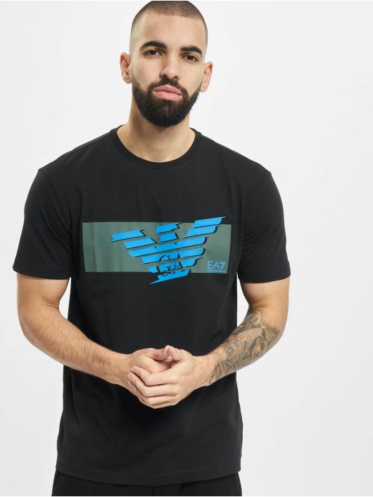 Armani Camiseta Eagle EA negro