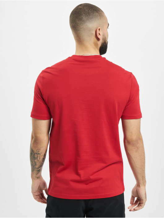 Armani Camiseta Basic rojo