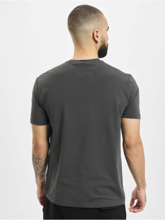 Armani T-paidat Logo EA harmaa