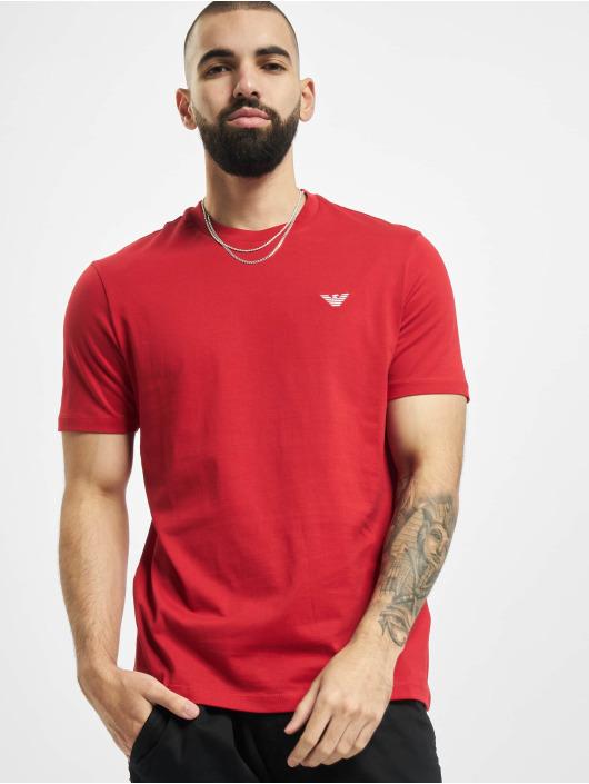 Armani T-paidat Basic punainen
