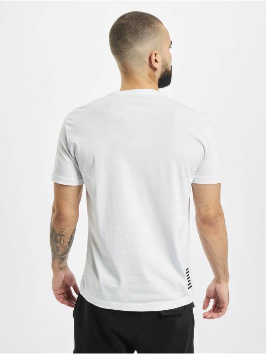 Armani T-paidat EA7 valkoinen