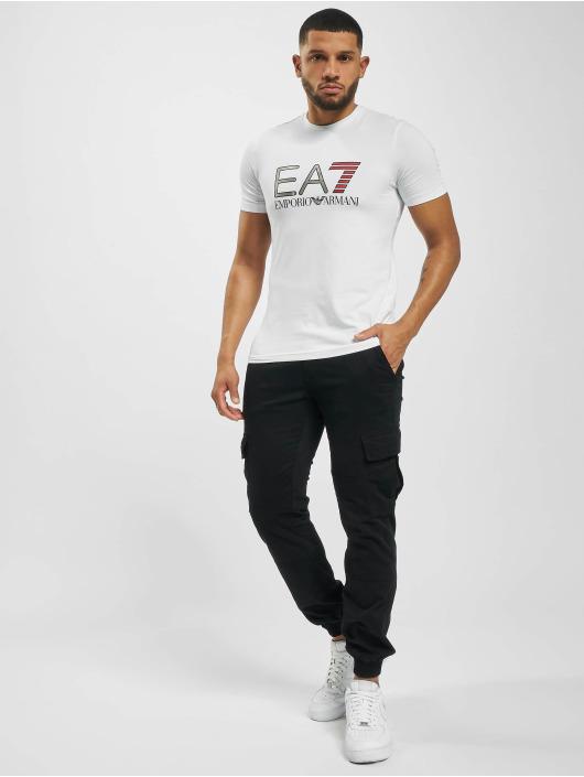 Armani T-paidat EA7 II valkoinen