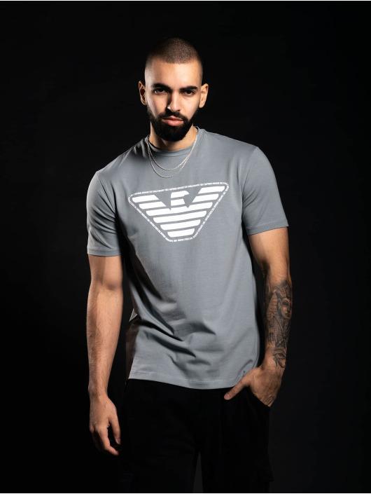 Armani T-paidat Eagle vihreä