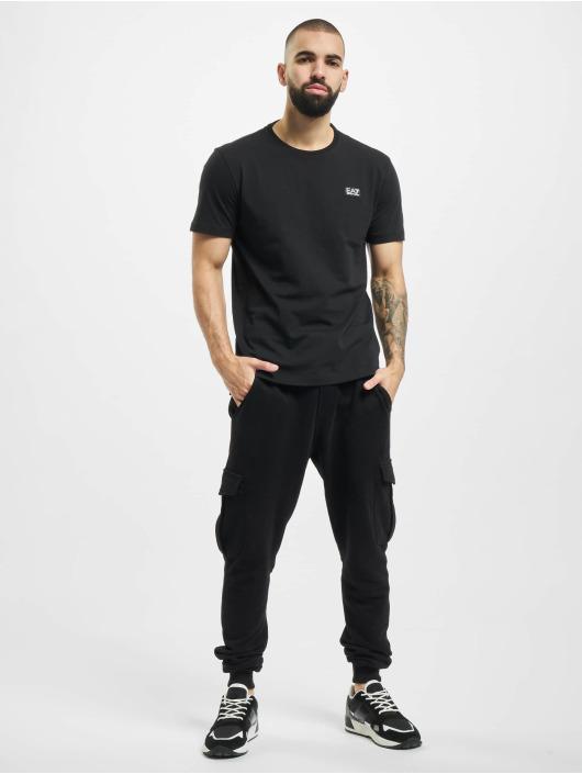 Armani T-Shirt EA7 black
