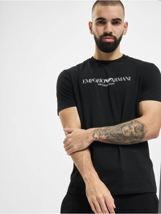 Armani T-Shirt Logo black