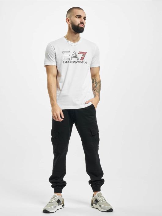 Armani T-Shirt EA7 II blanc