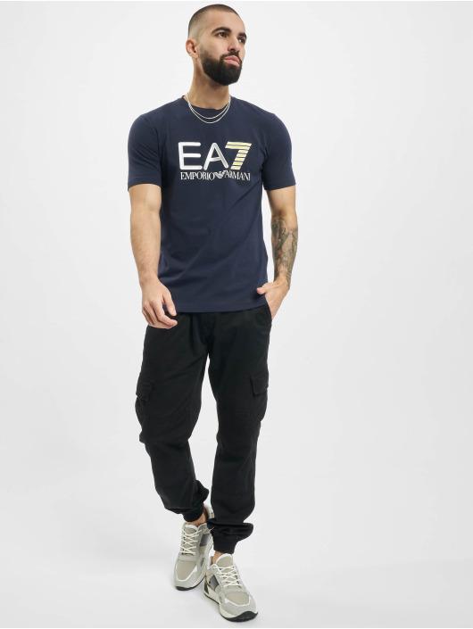 Armani T-Shirt EA7 II blau