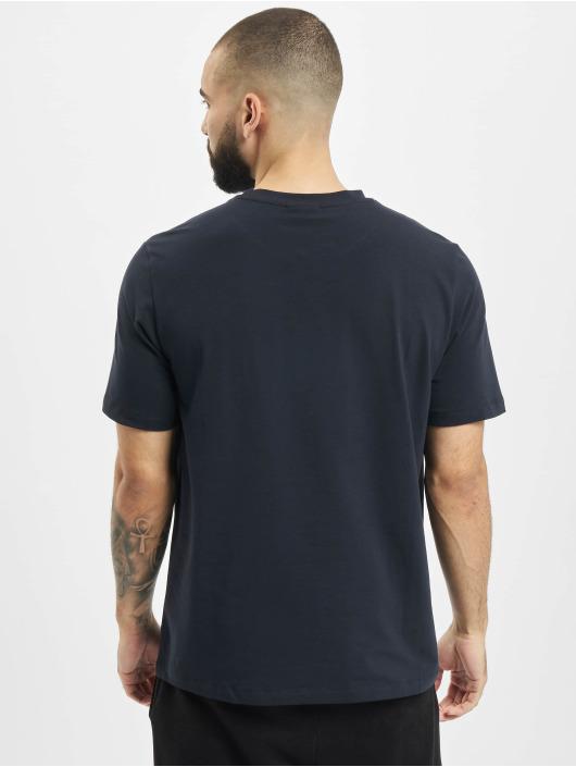 Armani t-shirt Emporio blauw
