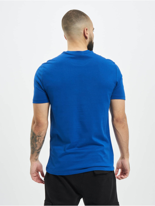Armani t-shirt Basic blauw