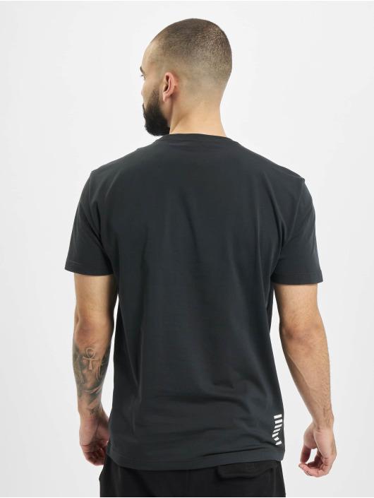 Armani T-Shirt EA7 bleu