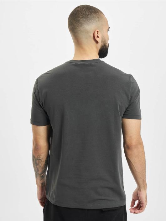 Armani T-Shirt Logo EA grau