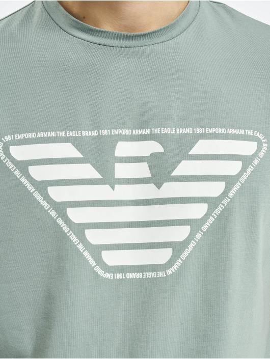 Armani T-Shirt Eagle grün