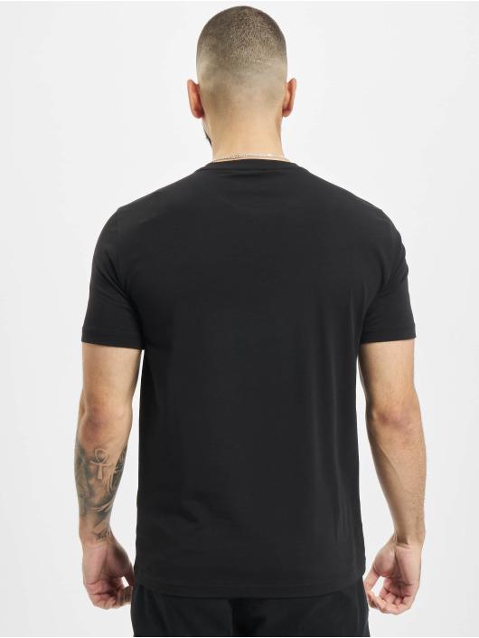 Armani T-Shirt EA7 II V-Neck noir