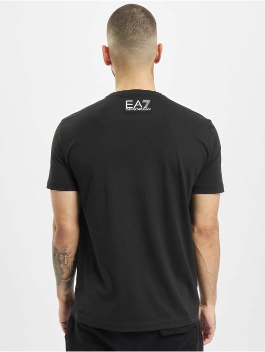 Armani T-Shirt Modern Logo noir