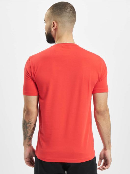 Armani T-Shirt EA7 II red