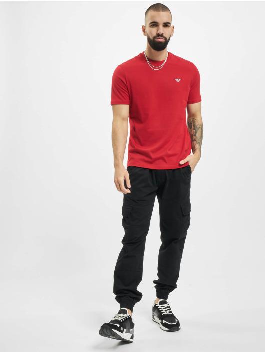 Armani T-shirt Basic rosso