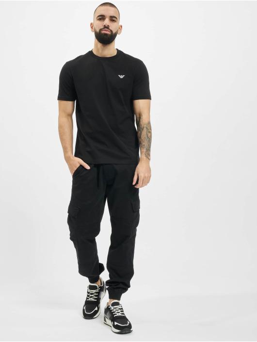 Armani T-shirt Basic svart