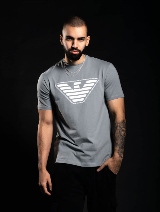 Armani T-shirt Eagle verde