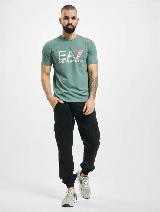 Armani T-shirt EA7 II verde