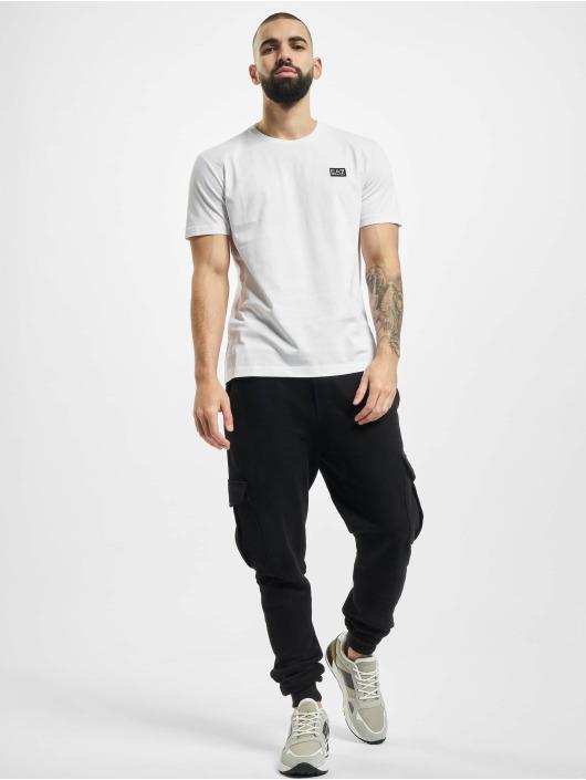 Armani T-shirt EA7 vit