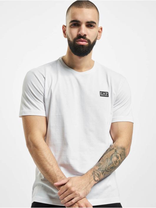 Armani T-Shirt EA7 weiß