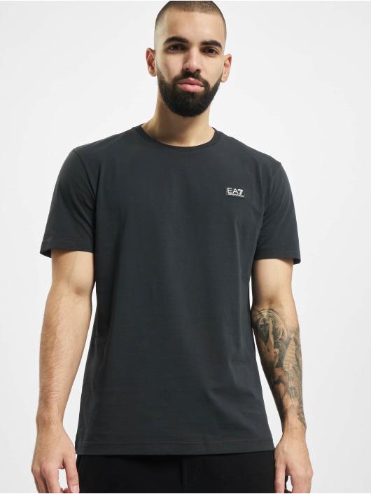 Armani T-shirts EA7 blå