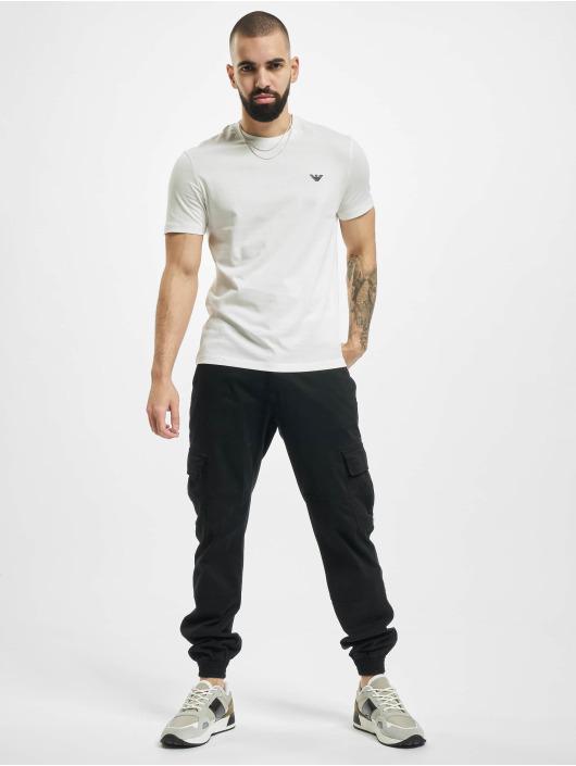 Armani T-shirts Basic hvid