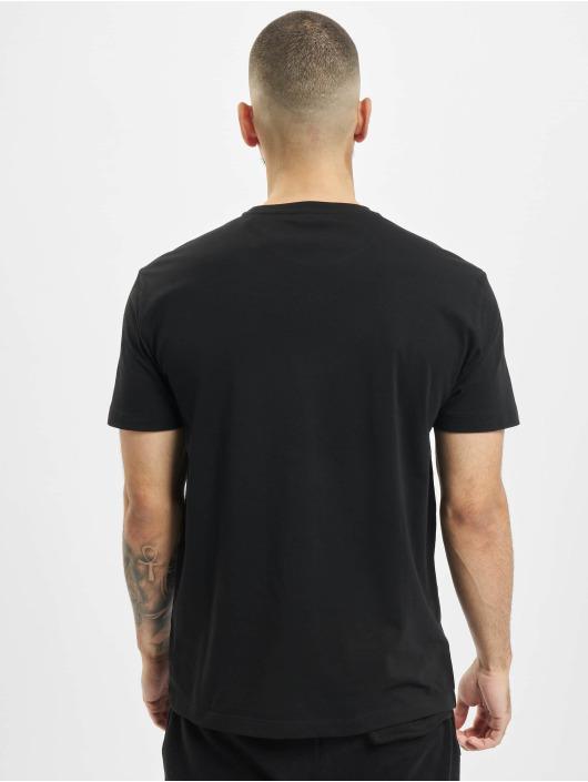 Armani T-Shirty Eagle EA czarny