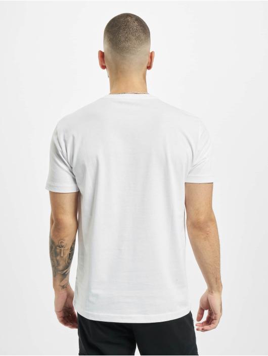 Armani T-skjorter EA7 II hvit