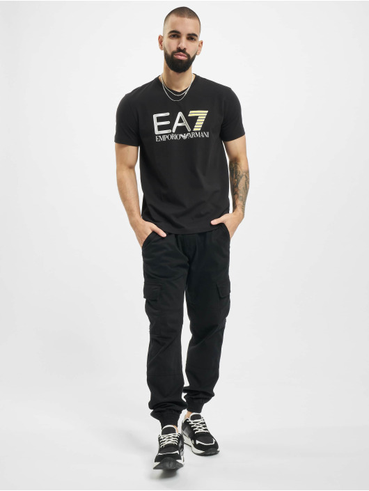 Armani T-skjorter EA7 II svart
