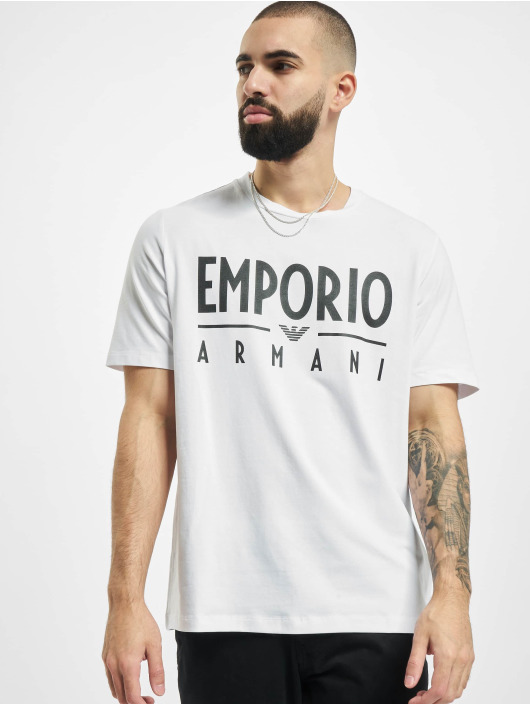 Armani Tričká Emporio biela
