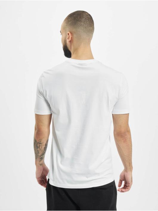Armani Trika Logo bílý