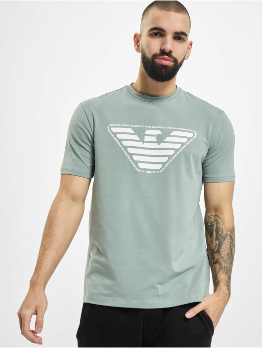 Armani Trika Eagle zelený