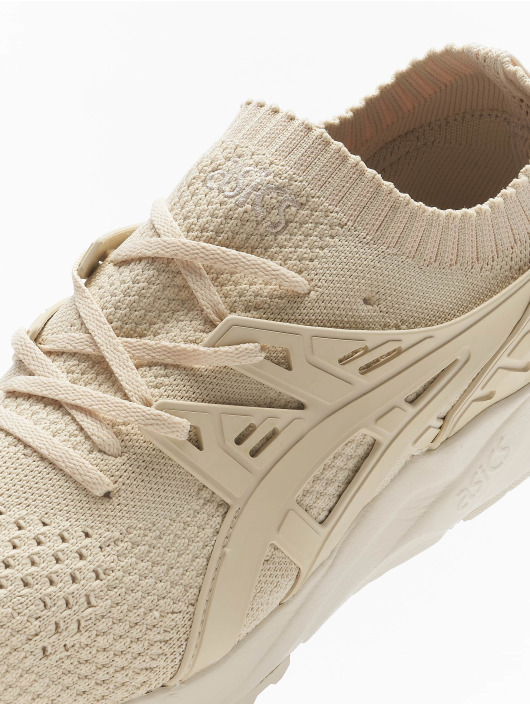 Asics Сникеры Gel-Kayano Trainer Knit бежевый