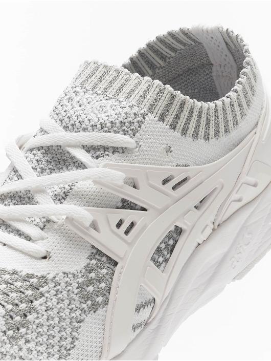 Asics Сникеры Gel-Kayano Trainer Knit белый