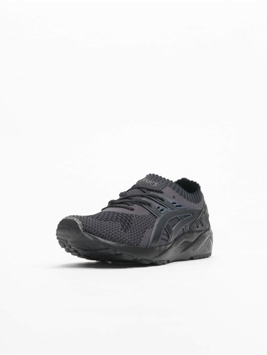 Asics Сникеры Gel-Kayano Trainer Knit серый