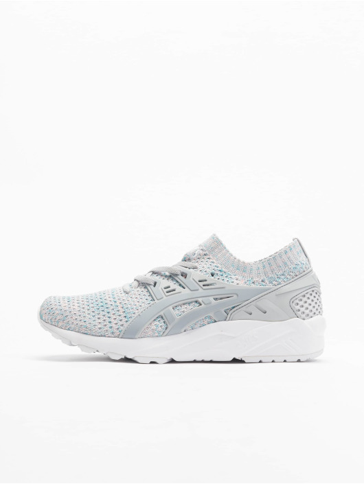 Asics Baskets Gel-Kayano Trainer Knit gris