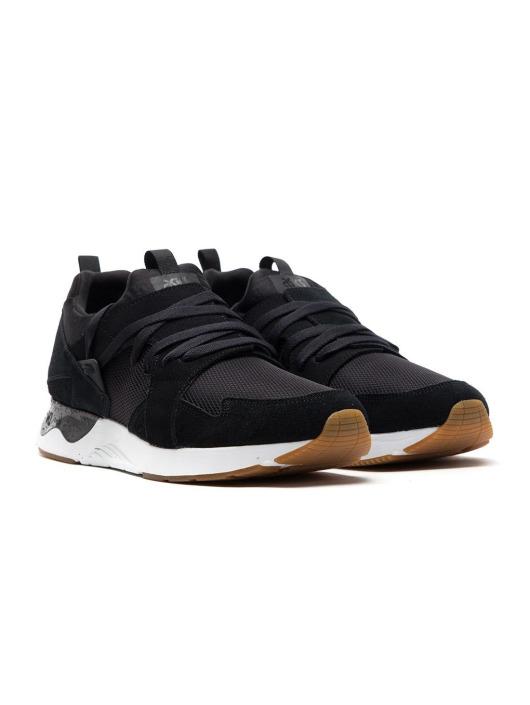 Gel V Pack Tr Black Sanze Lyte Mesh Sneaker 6fb7gy