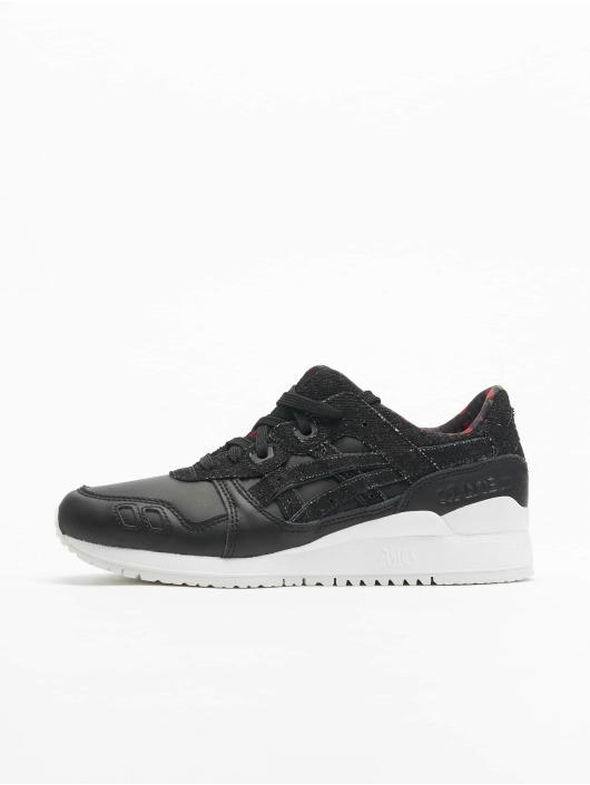 Asics Sneaker Gel Lyte III schwarz