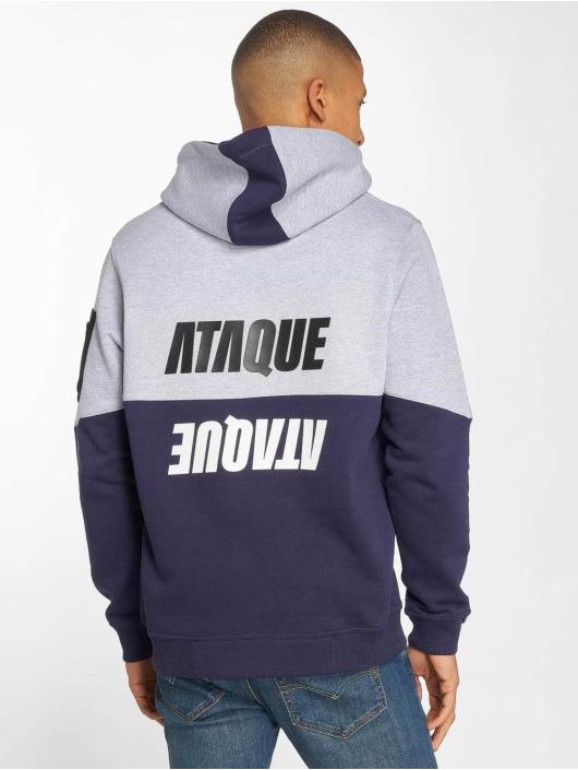 Ataque Hoodie Vigo grey